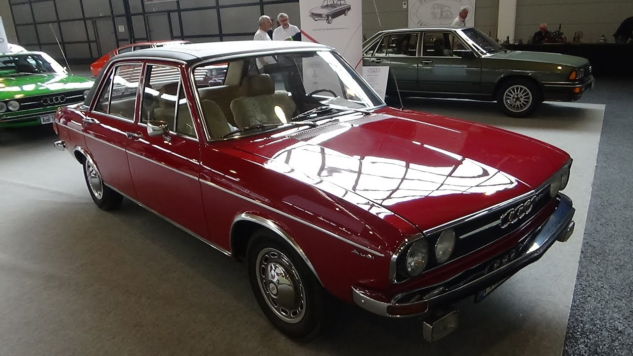 1968 - 1976 Audi 100 LS C1 - Klassikwelt Bodensee 2017 - YouTube