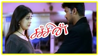 Sachein - Genelia proposes to Vijay