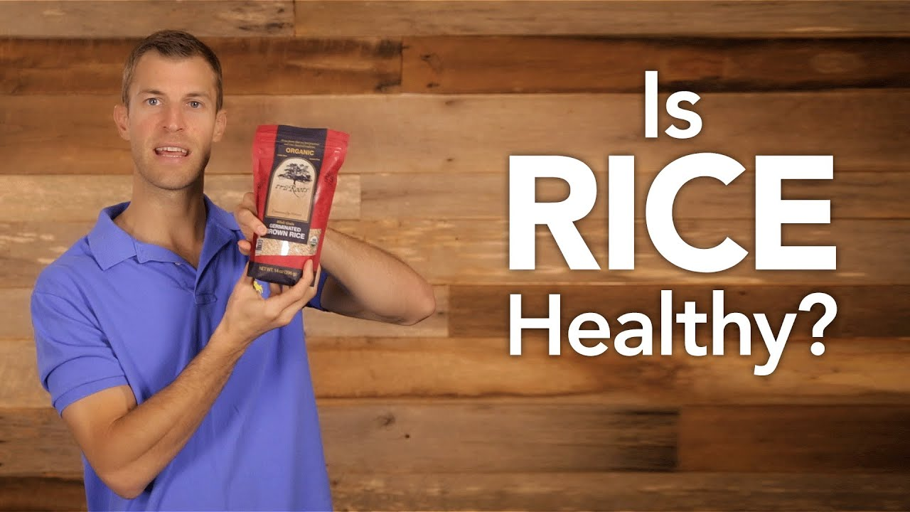 Is Rice Healthy? | Dr. Josh Axe