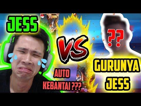 JESS 1 VS 1 GURU ASSASSINNYA!! SIAPA YANG MENANGG?? WKWKWKWK - Mobile Legends