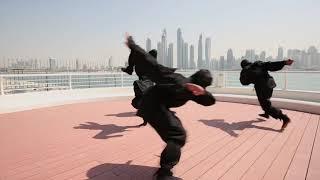 Ninjas Show PLANET ENTERTAINMENT