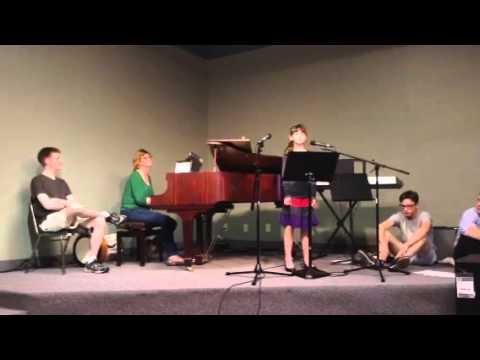 Danny Boy sung by Jocelyn Langdorf