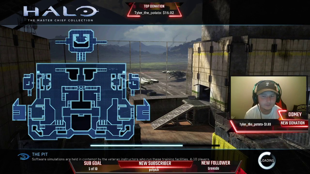 gamer domey