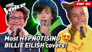 Baixar TOP 10 | Would BILLIE EILISH turn for these young singers in The Voice Kids?
