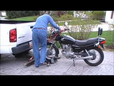 Motorcycle Tow Device Youtube