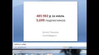 видео Кейсы, Финстрипы | History-of-Blog.ru - История одного блога