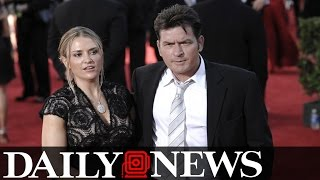 Police Have Found For Charlie Sheen's Ex Wife Brooke Mueller And The Kids Safe