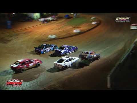 Lake Cumberland Speedway Mini Stocks June 15, 2019