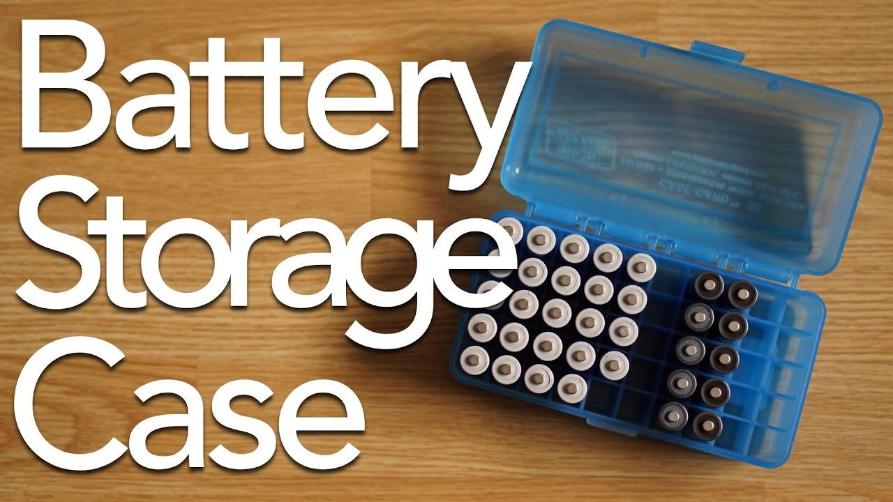 Beau This Isnu0027t A Battery Storage Case (But It Works Great As One)