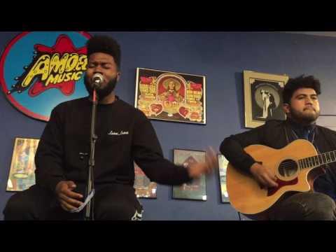 COASTER - Khalid (Acoustic Set)