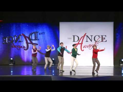 MOSES SUPPOSES TRIBUTE BY DANCEOLOGY TAP CO!