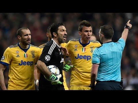 Real madrid 1-3 juventus   buffon exits champions league in disgrace as ronaldo saves real   ir