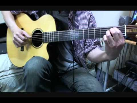The Bicycle Tune-John Renbourn (cover).wmv