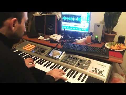 Roland Fantom X6 2019 - RastVo Set Sounds 2019 Tel. +37493678848 - Viber , Whats App, Telegram