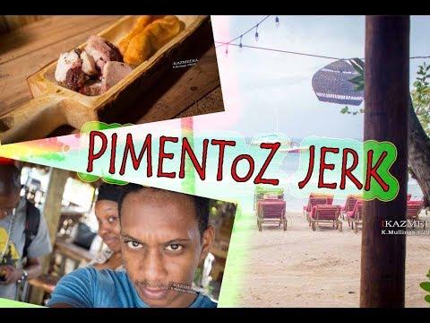 Ep.2 Pimentoz Jerk Center Negril Jamaica