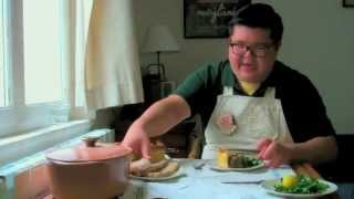 "The Baking Chin Ep. 34: ""tourtière, Or Quebecois Meat Pies"""