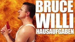 Fifty Sven ist Bruce Willi – Hausaufgaben