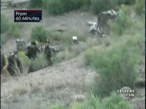 Captured U.S. Soldier On Tape