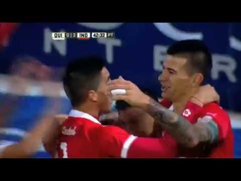 Independiente se despidió del torneo con una goleada ante Quilmes
