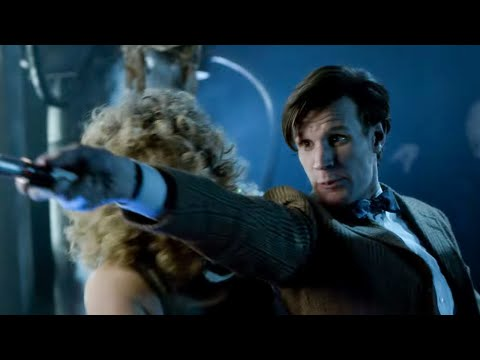 The Doctor Defeats The Silence | Day Of The Moon | Doctor Who | BBC
