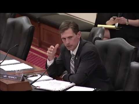 Heinrich Highlights Tech Transfer During Senate Armed Services Subcommittee Hearing