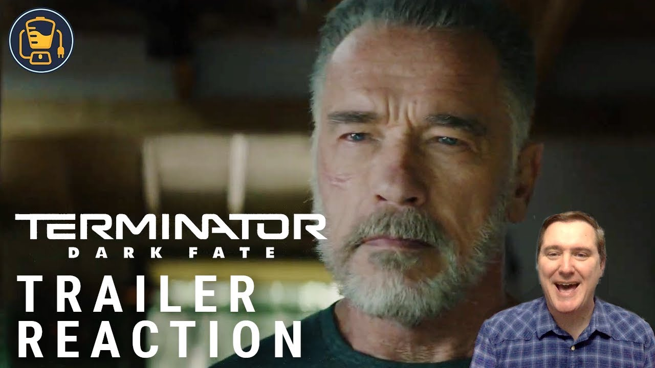 Terminator: Dark Fate Trailer: Linda Hamilton Has a Big Gun