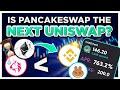 Pancakeswap is going to the be next Uniswap?! CAKE Price Prediction