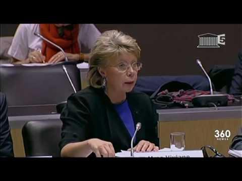 """Viviane Reding, commissaire européen : """"Il n'y a plus de politiques intérieures nationales"""""""