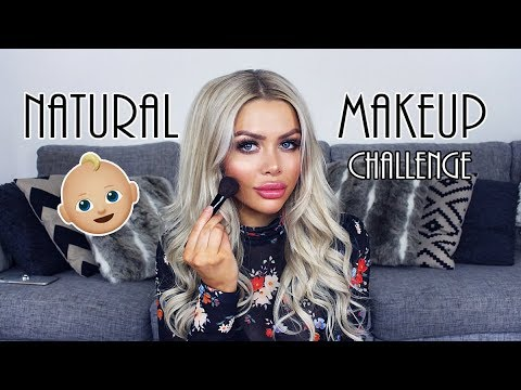 Natural Makeup Challenge Youtube