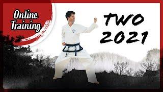 WinTaekwondo Online Training Two 2021