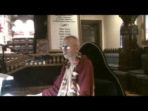 Lecture - Guruprasada Swami - SB 7.15.22 - Transcending the Base Desires