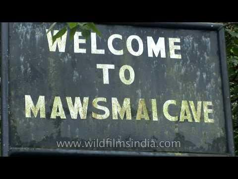 Mawsmai Cave near Cherrapunji - A peek at the underground world!