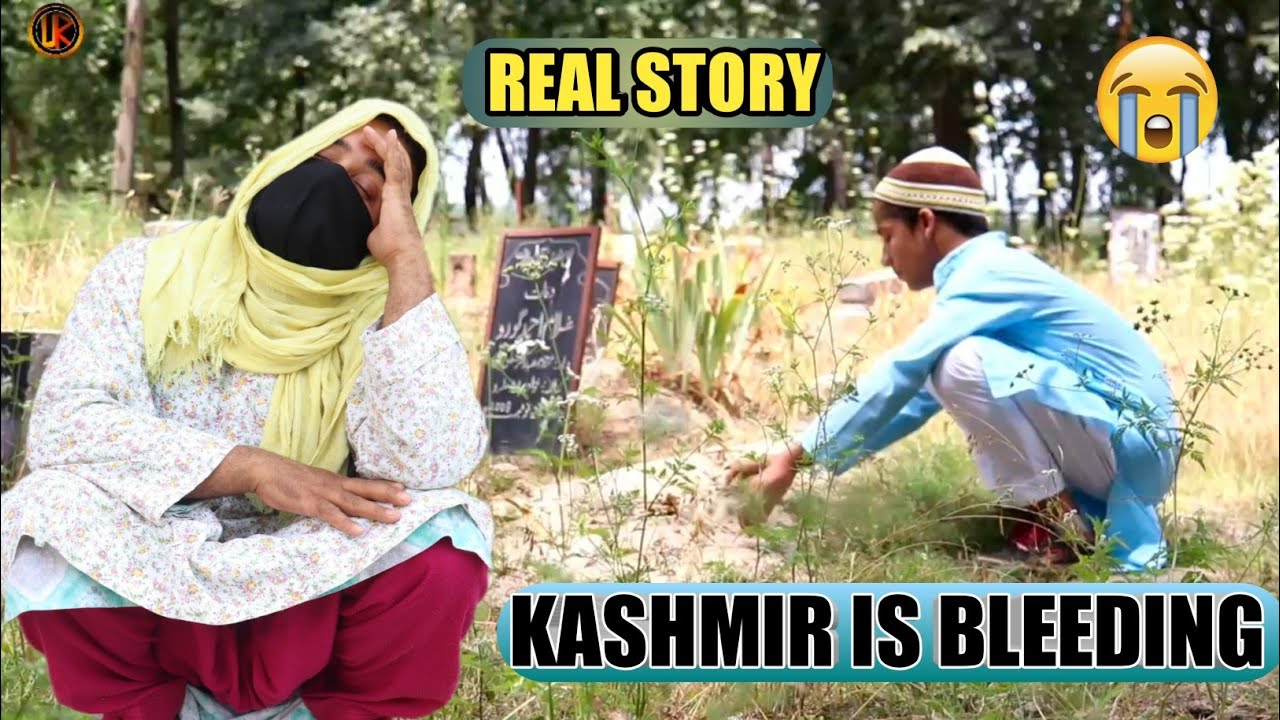 KASHMIR IS BLEEDING || REAL STORY || BY ULTIMATE ROUNDERS
