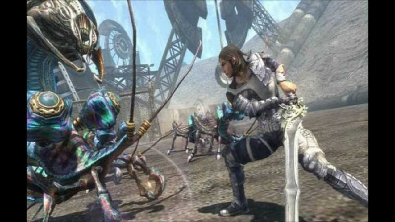 lost odyssey ost never ending journey world map theme