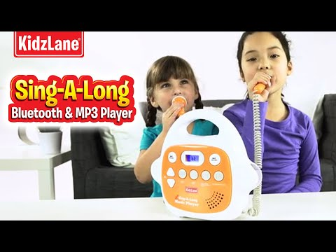 Kidzlane toys Karaoke Sing Along machine with dual microphones - Model 0509