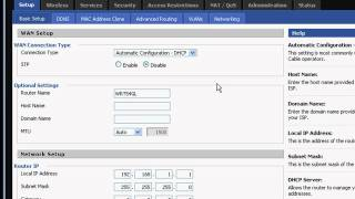 This tutorial demonstrates how to configure your wireless routers dd-wrt firmware, chillispot and set up a hotspot with free billing software ...
