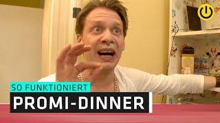 Die Wahrheit hinterm Promi-Dinner | Walulis sieht fern
