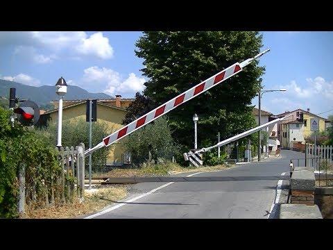 Spoorwegovergang Ponte A