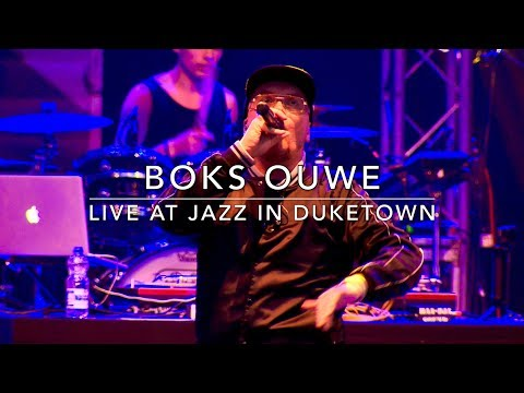 Brainpower - Boks Ouwe (Live at Jazz in Duketown) ft. The Re:Freshed Orchestra & DJ TLM