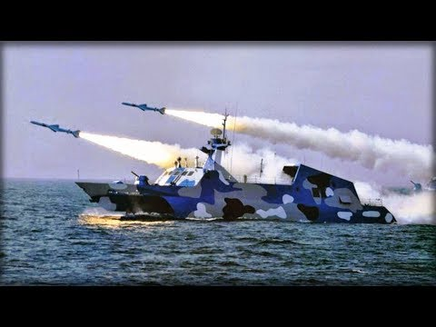 BREAKING: CHINA JUST THREATENED TO FIRE ON U.S. NAVY SHIPS
