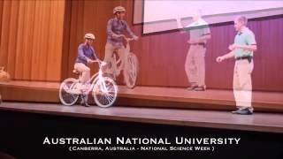 La bicicleta al reves