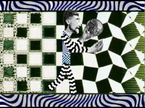 Metamorphose - M C Escher Trippy Animaiton