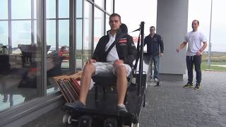 видео Тема: Замена ремня безопасности своими руками.
