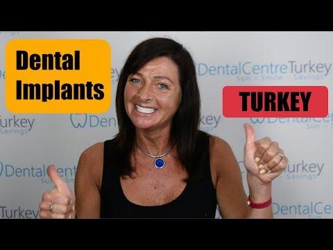 DENTAL IMPLANTS IN TURKEY