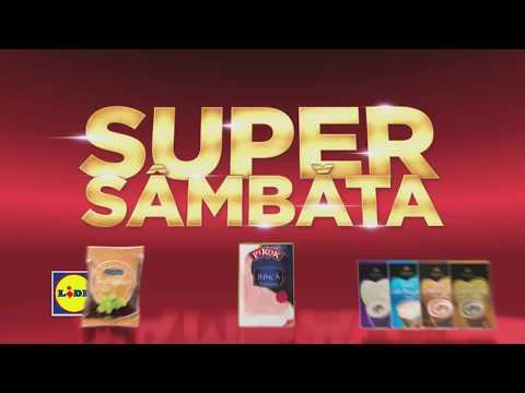 Super Sambata la Lidl • 9 Iunie 2018