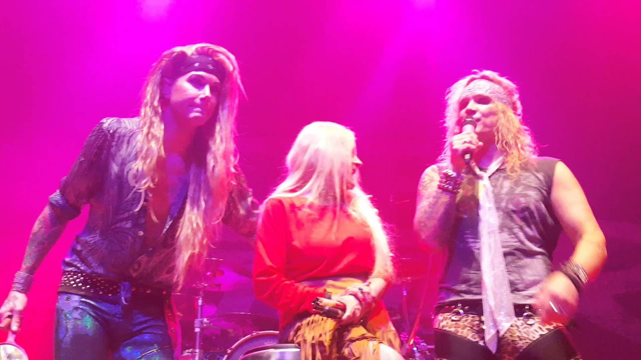 Steel Panther Girl from Oklahoma live 6/8/19 - YouTube