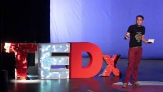 Diseñando el futuro de Veracruz: Aram Barra at TEDxXallitic