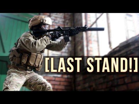 LAST STAND! URBAN WARFARE! | AIRSOFT