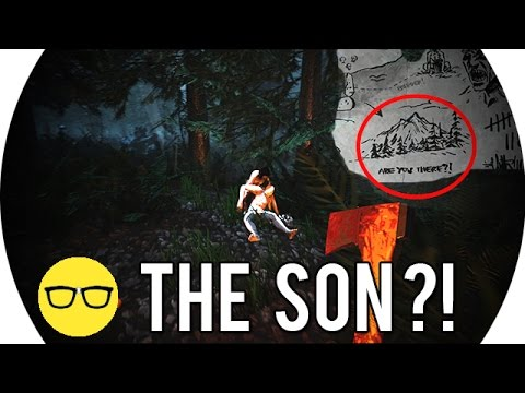 the forest gameplay 3 german son located sohn. Black Bedroom Furniture Sets. Home Design Ideas