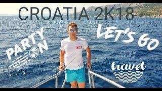 Cruising Croatia 2018 GOPRO HERO 6